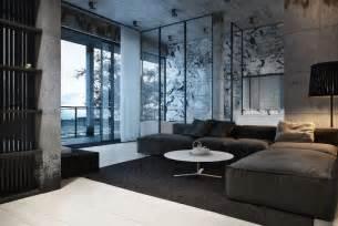 home design ideas interior stunning black and white interior design by igor sirotov homesthetics inspiring ideas for