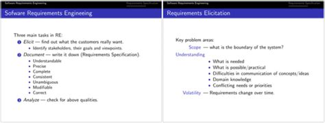 requirements analysis templates examples word