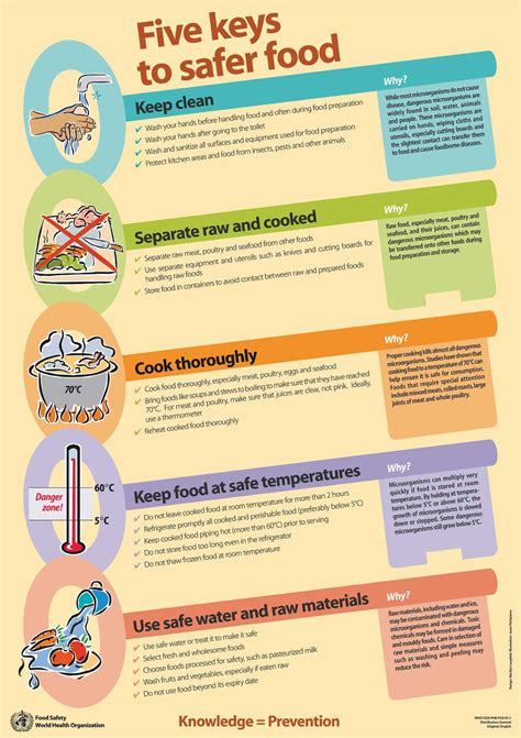 hygiene cuisine hygiene and safety in the kitchen poster szukaj w