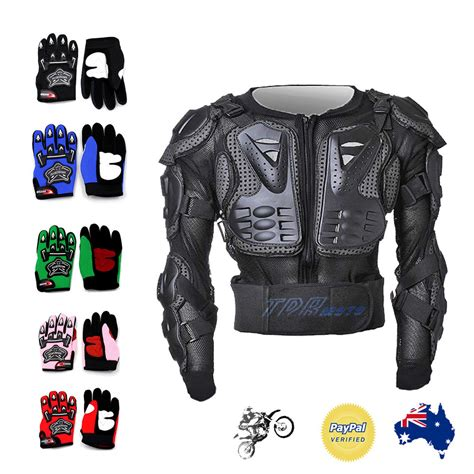 motocross safety gear youth kid peewee boy motorcycle protective protection gear