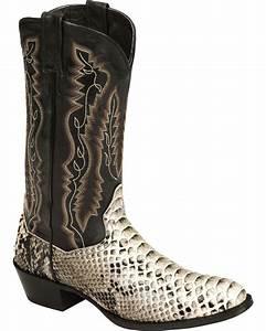 Dan post men39s omaha python cowboy boot round toe dps263 for Cowboy boots omaha