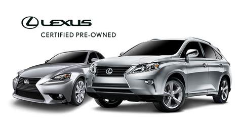 lexus certified pre owned car program earns  place