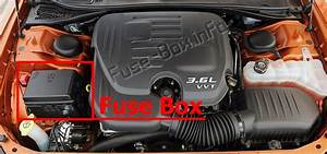 Fuse Box Diagram  U0026gt  Dodge Charger  2011