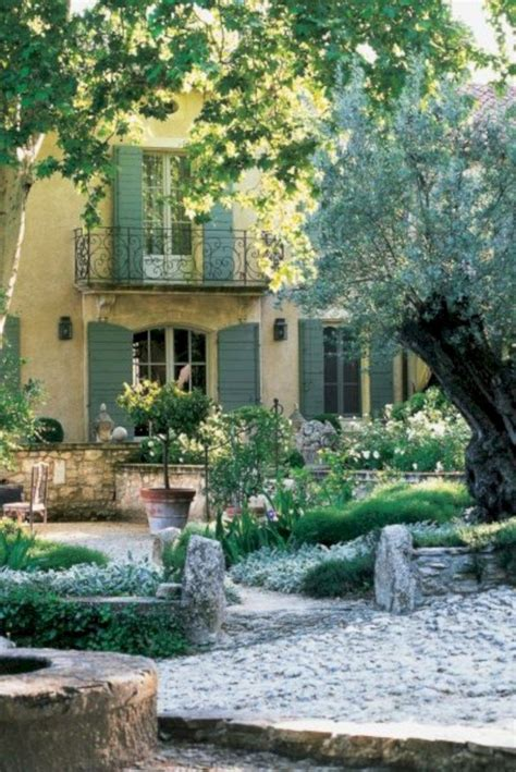 amazing ideas  french country garden decor  french