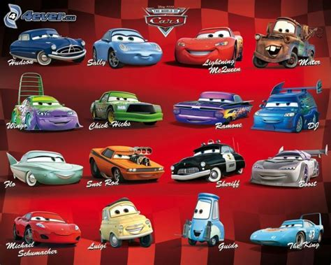 cars characters disney cars 1 characters http www stosum com stosum