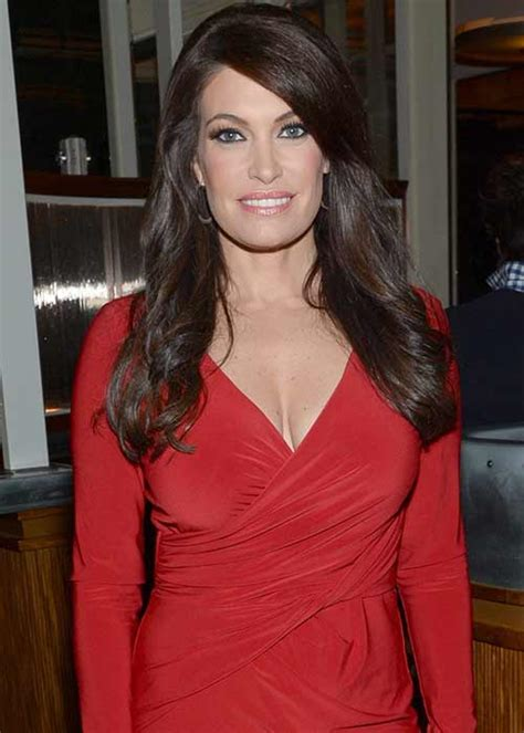 kimberly guilfoyle fox host father spicer irish trump sean job administration whose kind five been
