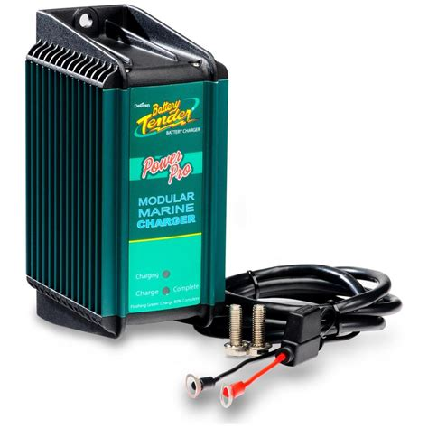 Boat Battery Tender by Battery Tender 174 Power Pro Marine 2 Bank Charger Pack