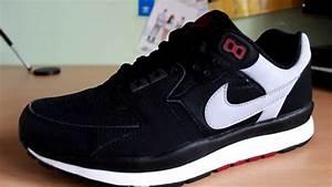 "Nike Air Windrunner TR2 ""Black/Wolf Grey/Team Red ...  Nike"