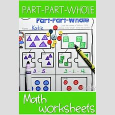 Best 25+ Part Part Whole Ideas On Pinterest  Number Bonds, Fractions Year 2 And Math Anchor Charts