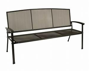 Gartenbank Metall 2 Sitzer : gartenbank metallbank gartenm bel bank metall rivo 3 sitzer eisen metall grau ebay ~ Indierocktalk.com Haus und Dekorationen