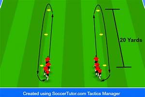 10 Soccer Warm Up Drills To Get Your Players Locked In