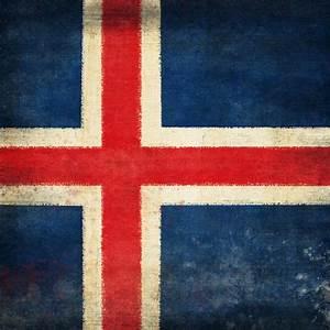 Iceland Flag Photograph By Setsiri Silapasuwanchai