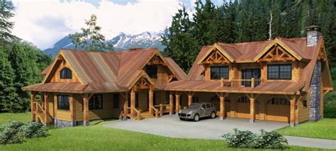 Craftsman Style House Plan 4 Beds 4 5 Baths 4632 Sq/Ft