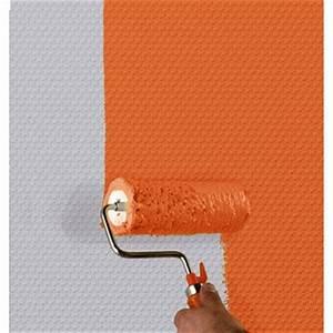 Papier Peint Fibre De Verre : fibre de verre et rev tement mural leroy merlin ~ Dailycaller-alerts.com Idées de Décoration