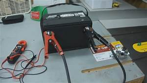 Resistance Demo With A Car Battery - 12v