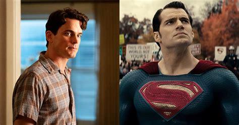 See Matt Bomer Succeed Henry Cavill As Superman For 'Man ...