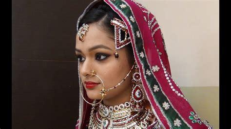 muslim bridal makeup bangladeshi bride youtube