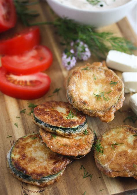 Easy Fried Zucchini with Flour (No Breadcrumbs)