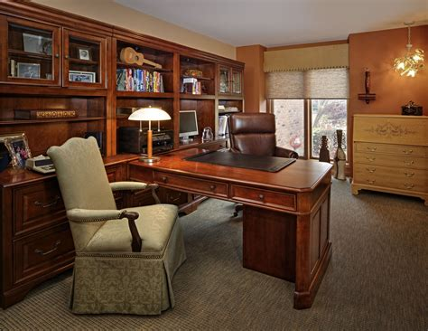 bureau decor creating your home office decorating den interiors