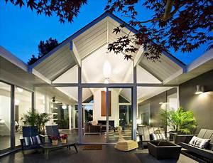 Modern House Plans With Courtyard In The Middle MODERN ...