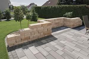 Gartenmauern Aus Beton : un parterre en b ton pour d corer votre jardin loisir jardin ~ Michelbontemps.com Haus und Dekorationen
