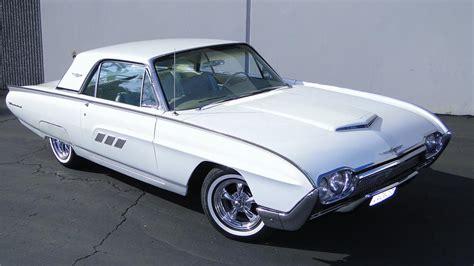 buyer house 1963 ford thunderbird custom coupe 133498