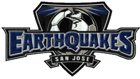 San Jose Earthquakes Alternate Logo - Major League Soccer ...