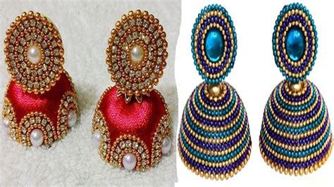 Silk Thread Jewellery Jhumkas Making Yt Fashion Week Jewelry Designer Average Salary Corinna Gordon Jewellery Debenhams Terracotta Supplier In Mumbai Kohl's Quinceanera Mens Stargaze Twitter Kochi