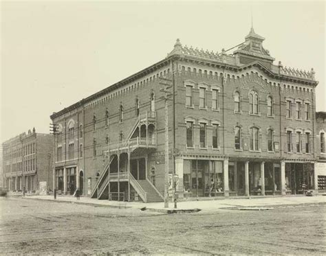 Independence House Lincoln Ne - wca quot amusements quot january 10 1894
