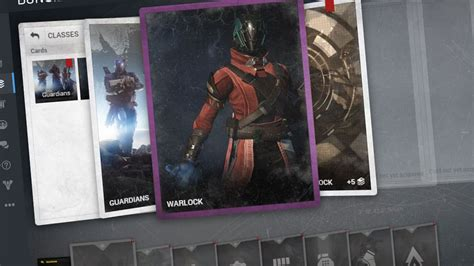 destiny guide grimoire cards vg
