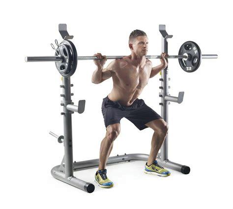 weider xrs  weight rack squat lifting leg