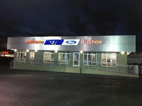 Metro Ford of Miami car dealership in Miami, FL 33150