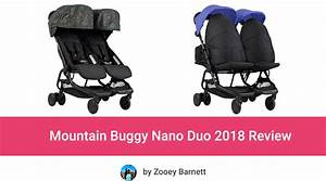 Bester Buggy 2018 : mountain buggy nano duo 2018 all new double lightweight ~ Kayakingforconservation.com Haus und Dekorationen