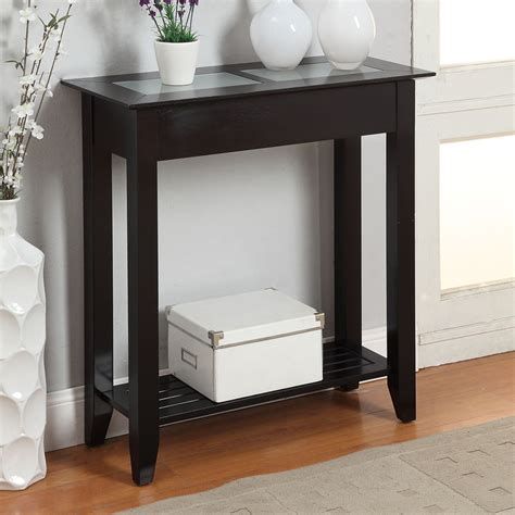 small entryway table small console table for hallway style stabbedinback
