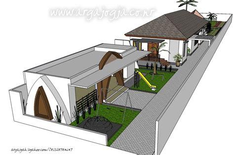 nawar syarif desain rumah modern minimalis tropis