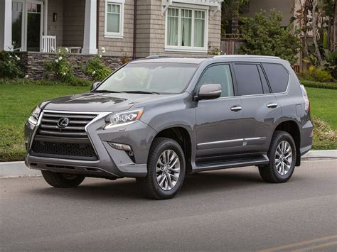 new lexus 2017 new 2017 lexus gx 460 price photos reviews safety