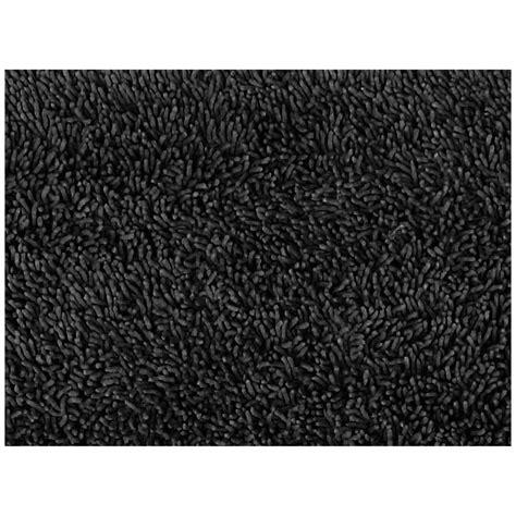 black shag rug dreamfurniture l a rugs black shag rug