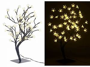 Led Baum Innen : lunartec led b umchen led baum mit 64 beleuchteten bl ten 45 cm ip44 f r innen au en led ~ Sanjose-hotels-ca.com Haus und Dekorationen