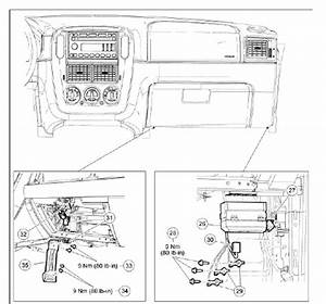 How Remove The Dashboard On A 2002 Ford Explorer
