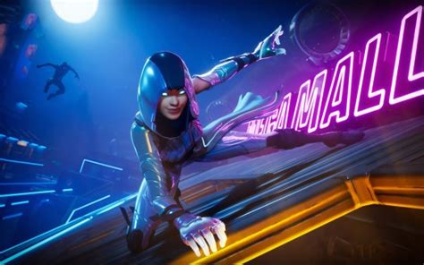 fortnite neon glow skin   wallpapers hd wallpapers