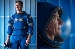 Wearing NASA's new Starliner space suit is reason enough ...