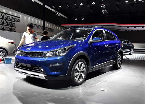 Kia Pegas 2020 Price In by 2018 2019 Kia K2 Cross Hatchback Kia