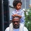 TOO CUTE!! Actor Idris Elba Is Photo'd Out With His SON ...