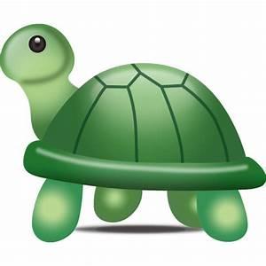 Download Turtle Emoji Icon Emoji Island