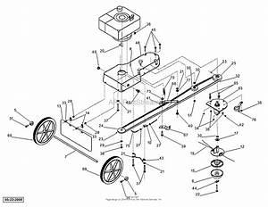 Dr Power Tr0 Sprint   Smf   Parts Diagram For Axle And Mowball