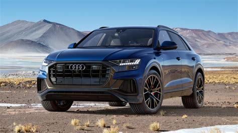 Audi Releases Pricing For 2019 Q8 Suv Begins At $68,395