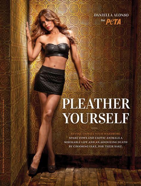 Revolutionize Your Wardrobe With Daniella Alonso | PETA