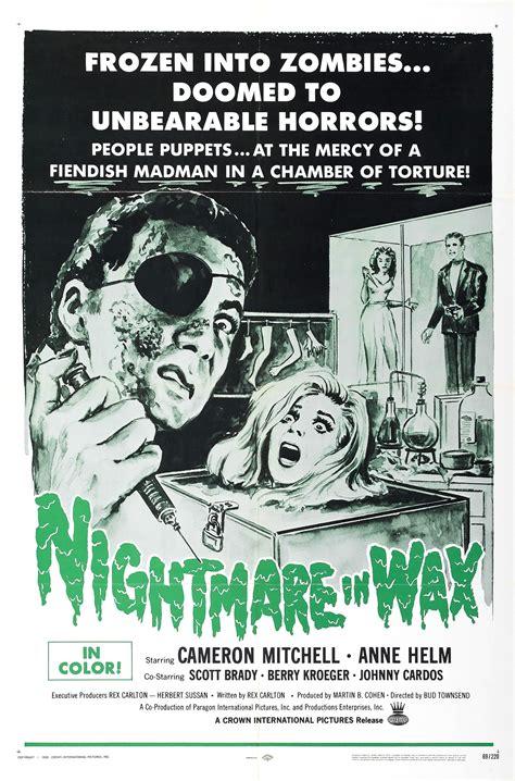 Nightmare In Wax Horrorpedia