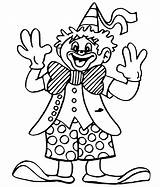 Clown Coloring Pages Jester Female Template Colorings Printable Evil Krusty Getcolorings Getdrawings Dentistmitcham Innen Mentve sketch template