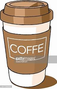 Coffee Cup Take Away Vector Art | Getty Images
